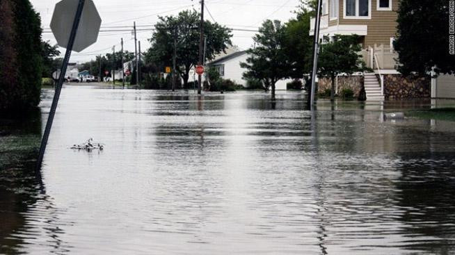 Hurricane Irene Case Study